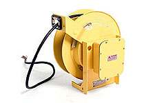 Cord NEMA 1 Cord Drum Reel with 12//3 SJTOW Woodhead 997-1547 Cable Reel with Super Safeway Connector 1 Outlets 15 A 35ft